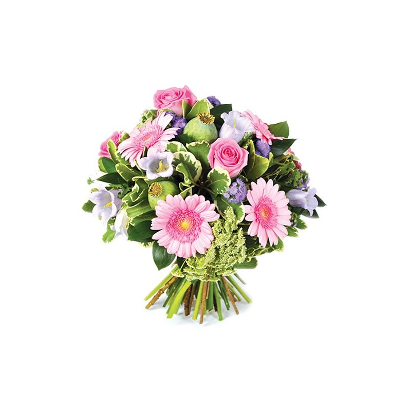 Photo du bouquet de fleurs vitam