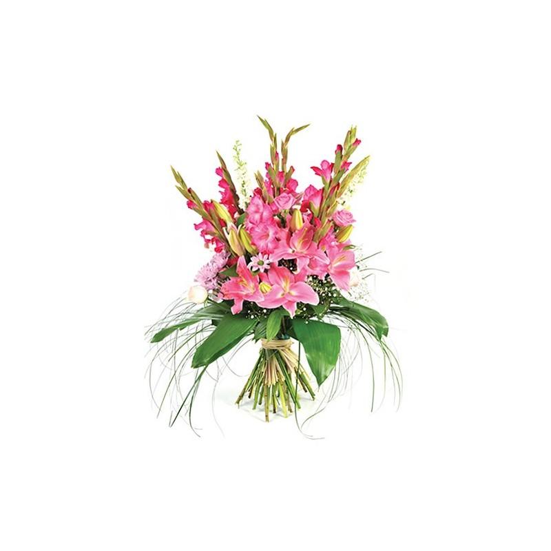Photo de la composition florale deuil isora