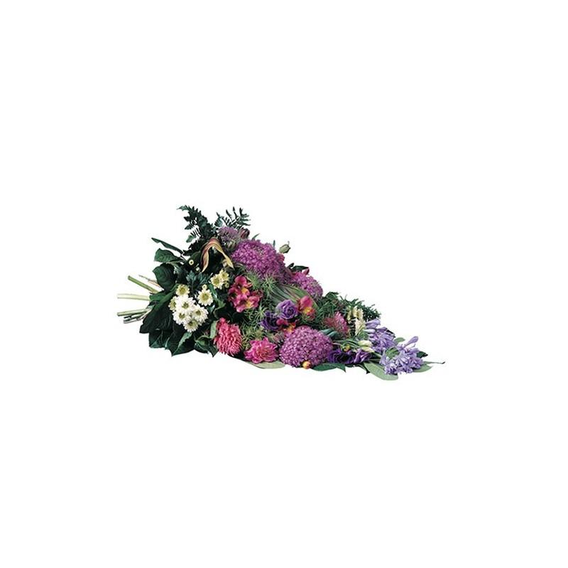 photo gerbe fleurs deuil Atrium
