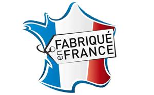 Réalisé à 100% en France